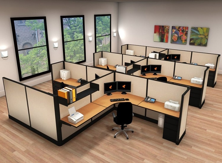 6 Benefits of a Portable Cubicle
