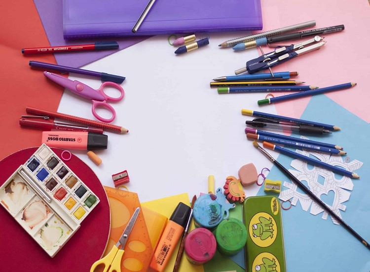 Stationery Items: You Need Frequently for Students